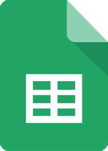 Google sheets business plan template